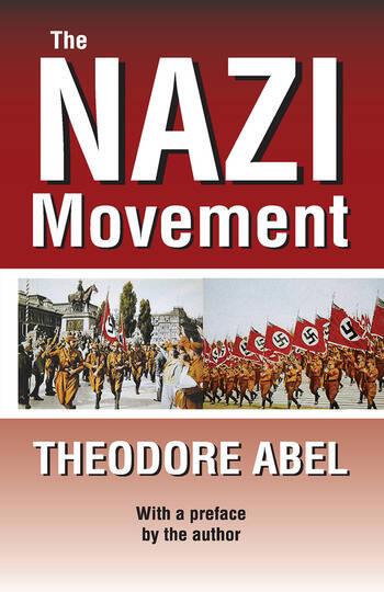 The Nazi Movement book cover