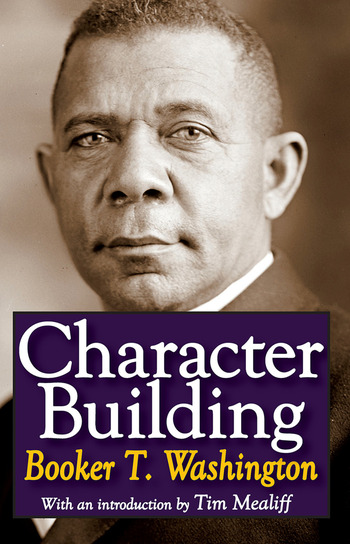 Character Building book cover
