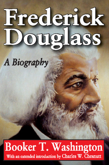 Frederick Douglass A Biography book cover