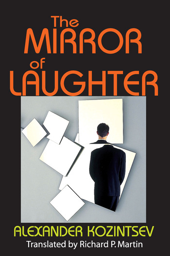 The Mirror of Laughter book cover