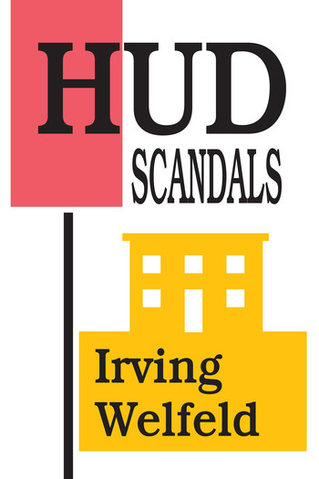 HUD Scandals book cover