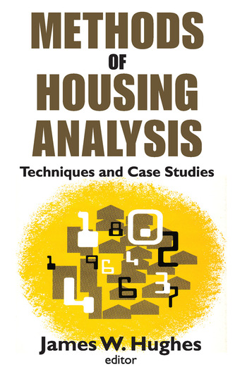 Methods of Housing Analysis Techniques and Case Studies book cover