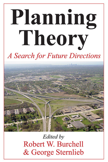 Planning Theory A Search for Future Directions book cover
