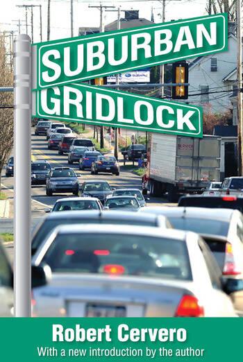 Suburban Gridlock book cover