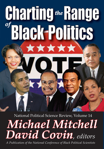 Charting the Range of Black Politics book cover