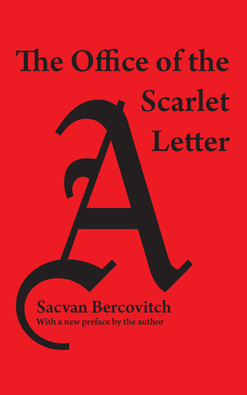The Office of Scarlet Letter book cover
