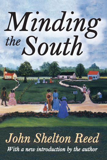 Minding the South book cover