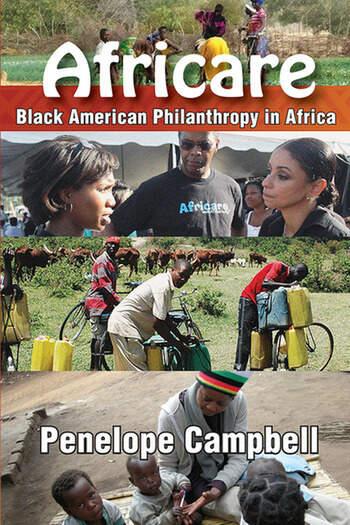 Africare Black American Philanthropy in Africa book cover