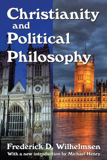 Christianity and Political Philosophy book cover