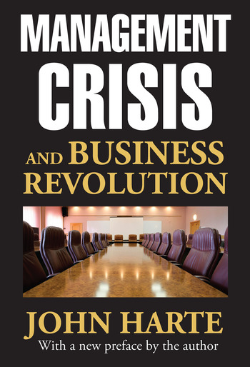 Management Crisis and Business Revolution book cover