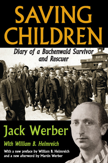 Saving Children Diary of a Buchenwald Survivor and Rescuer book cover