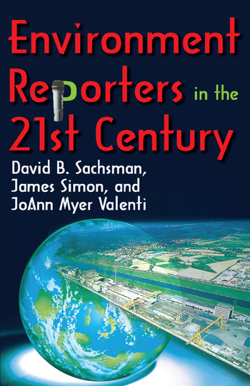 Environment Reporters in the 21st Century book cover