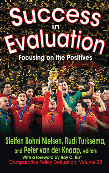 Success in Evaluation Focusing on the Positives book cover