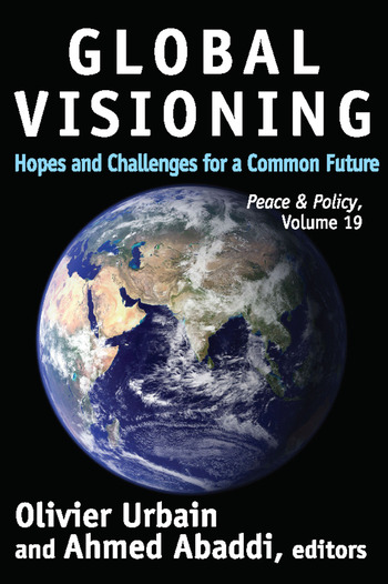 Global Visioning Hopes and Challenges for a Common Future book cover