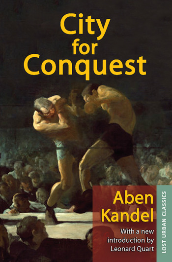City for Conquest book cover