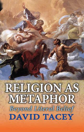 Religion as Metaphor Beyond Literal Belief book cover