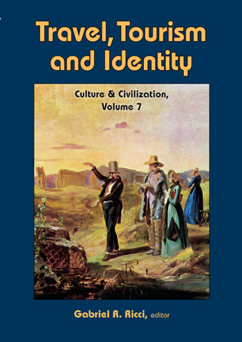 Travel, Tourism, and Identity book cover