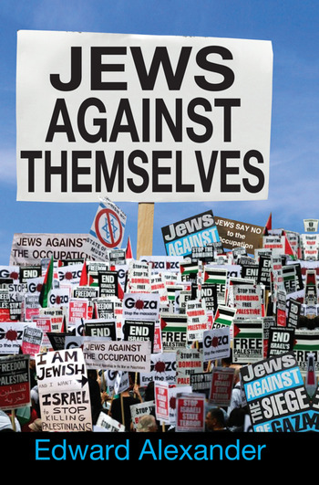 Jews Against Themselves book cover