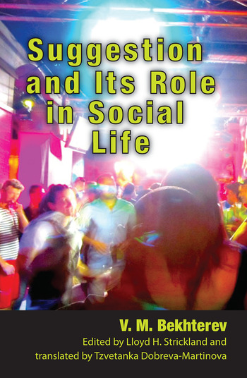 Suggestion and its Role in Social Life book cover
