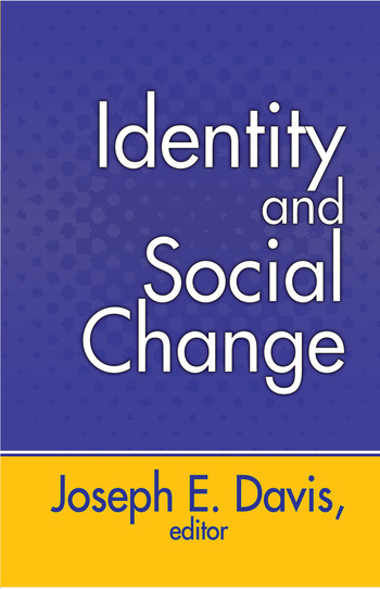 Identity and Social Change book cover