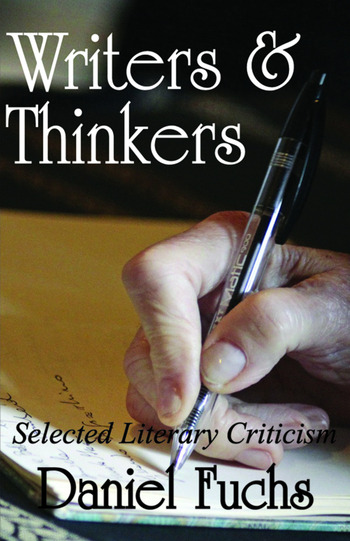 Writers and Thinkers Selected Literary Criticism book cover