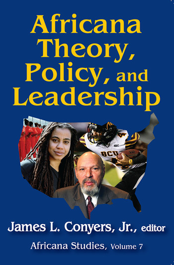 Africana Theory, Policy, and Leadership book cover