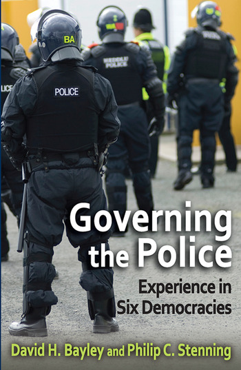 Governing the Police Experience in Six Democracies book cover