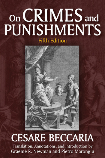 On Crimes and Punishments book cover