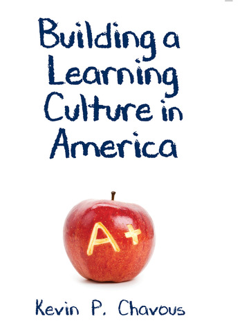 Building a Learning Culture in America book cover