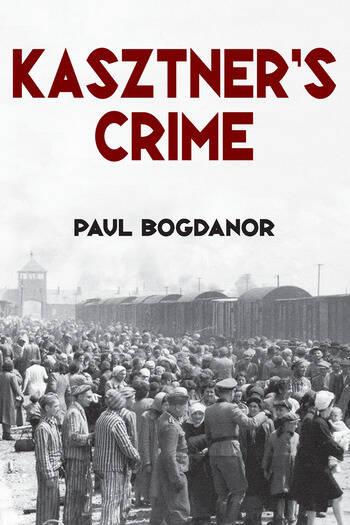 Kasztner's Crime book cover