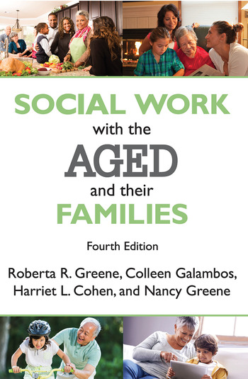 Social Work with the Aged and Their Families book cover