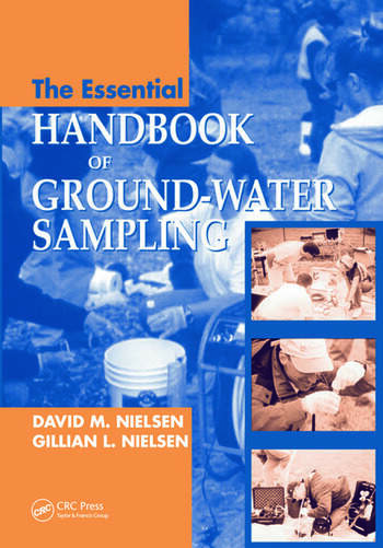 The Essential Handbook of Ground-Water Sampling book cover