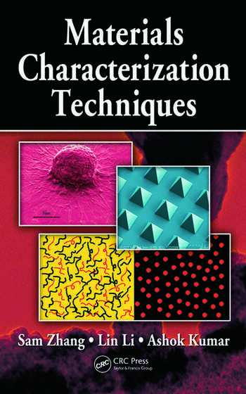 Materials Characterization Techniques book cover