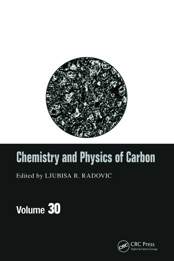 Chemistry & Physics of Carbon Volume 30 book cover
