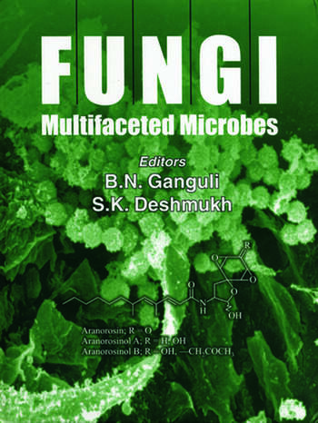 Fungi Multifaceted Microbes book cover