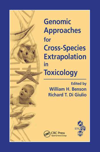 Genomic Approaches for Cross-Species Extrapolation in Toxicology book cover