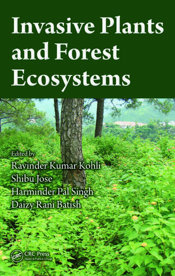 Invasive Plants and Forest Ecosystems book cover