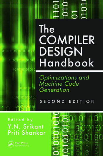 The Compiler Design Handbook Optimizations and Machine Code Generation, Second Edition book cover