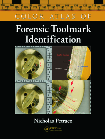 Color Atlas of Forensic Toolmark Identification book cover