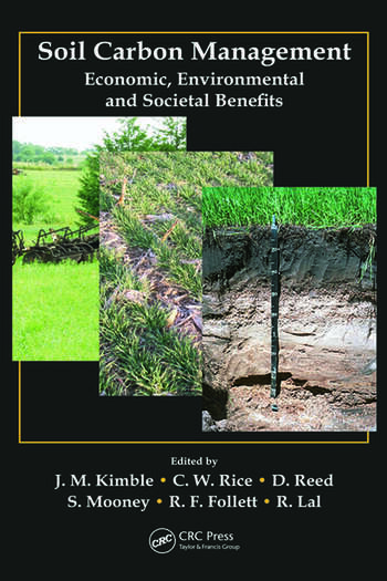 Soil Carbon Management Economic, Environmental and Societal Benefits book cover