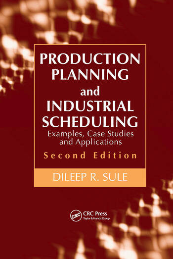 Inventory management and production planning and scheduling pdf.