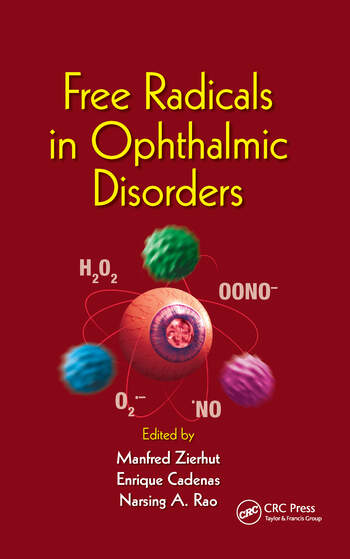 Free Radicals in Ophthalmic Disorders book cover