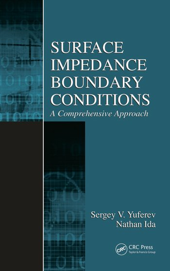 Surface Impedance Boundary Conditions A Comprehensive Approach book cover