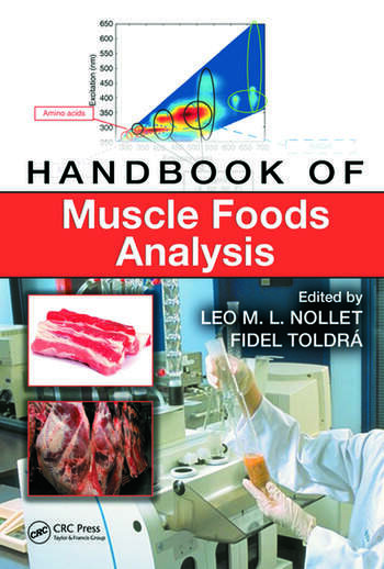Handbook of Muscle Foods Analysis book cover
