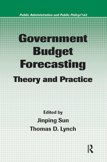 Government Budget Forecasting Theory and Practice book cover
