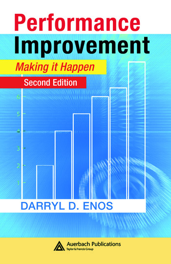 Performance Improvement Making it Happen, Second Edition book cover