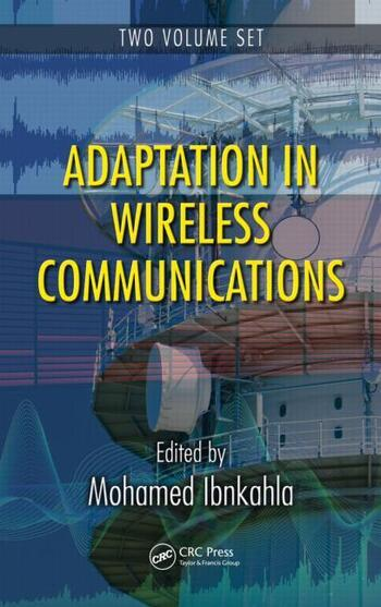 Adaptation in Wireless Communications - 2 Volume Set book cover
