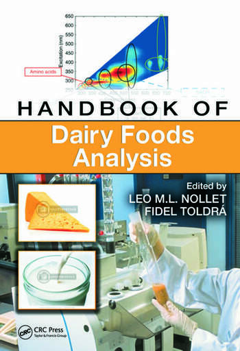 Handbook of Dairy Foods Analysis book cover