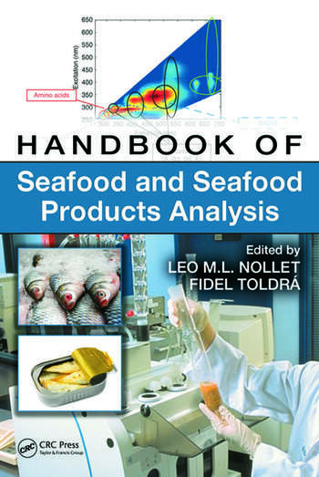 Handbook of Seafood and Seafood Products Analysis book cover