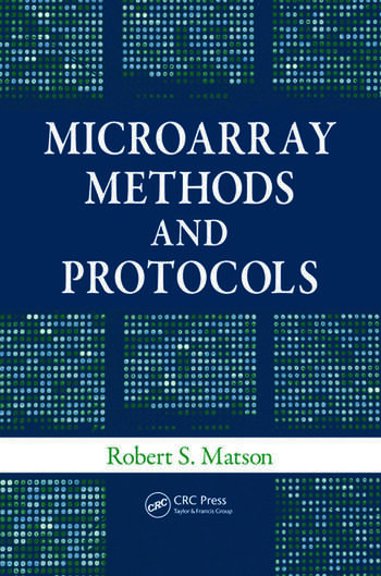 Microarray Methods and Protocols book cover